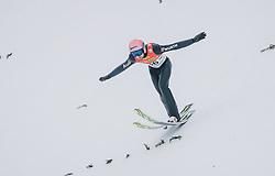 16.02.2020, Kulm, Bad Mitterndorf, AUT, FIS Ski Flug Weltcup, Kulm, Herren, im Bild Pius Paschke (GER) // Pius Paschke of Germany during the men's FIS Ski Flying World Cup at the Kulm in Bad Mitterndorf, Austria on 2020/02/16. EXPA Pictures © 2020, PhotoCredit: EXPA/ JFK