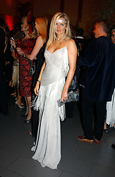 Fashion designer AMANDA WAKELEY at Andy & Patti Wong's Chinese New Year party to celebrate the year of the Rooster held at the Great Eastern Hotel, Liverpool Street, London on 29th January 2005.  Guests were invited to dress in 1920's Shanghai fashion.<br /><br />NON EXCLUSIVE - WORLD RIGHTS