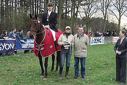 Mertens Juul - Qualite de St-George <br /> Nationaal kampioenschap eventing LRV <br /> Lummen 2006<br /> Photo © Hippo Foto