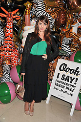 OPHELIA LOVIBOND at the Mulberry Spring/Summer 2012 - London Fashion Week afterparty held at Claridge's, Brook Street, London on 18th September 2011.