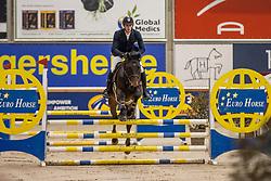 Kerckhove Enzo, BEL, Ruud DC<br /> Pavo Hengsten competitie - Oudsbergen 2021<br /> © Hippo Foto - Dirk Caremans<br />  22/02/2021