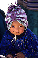 Child in Ladakh, India. Photograph by Jayne Fincher