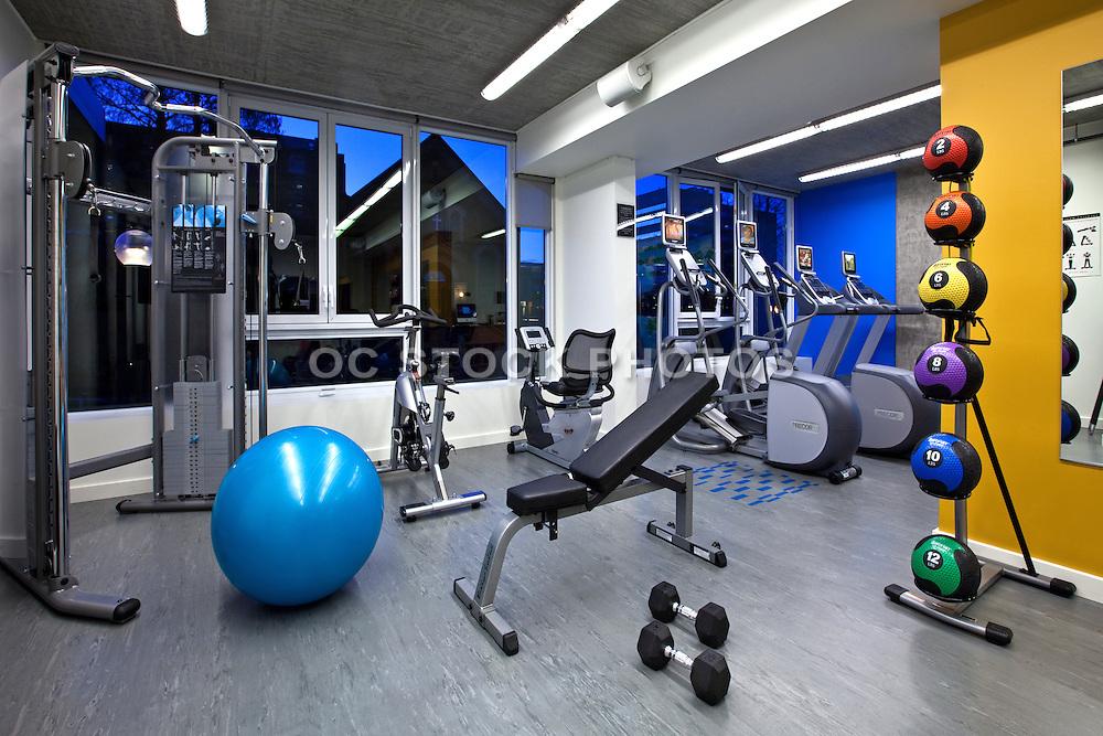 Fitness Gym Center