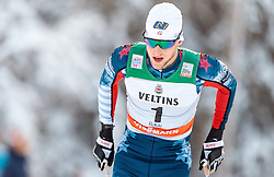 27.11.2016, Nordic Arena, Ruka, FIN, FIS Weltcup Langlauf, Nordic Opening, Kuusamo, Herren, im Bild Eric Packer (USA) // Eric Packer of the USA during the Mens FIS Cross Country World Cup of the Nordic Opening at the Nordic Arena in Ruka, Finland on 2016/11/27. EXPA Pictures © 2016, PhotoCredit: EXPA/ JFK