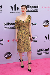 Actress Alexandra Daddario at 2017 Billboard Music Awards held at T-Mobile Arena on May 21, 2017 in Las Vegas, NV, USA (Photo by Jason Ogulnik) *** Please Use Credit from Credit Field ***