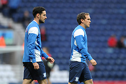 Neil Kilkenny of Preston North End - Mandatory byline: Dougie Allward/JMP - 07966386802 - 15/09/2015 - FOOTBALL - Deepdale Stadium -Preston,England - Bristol City v Preston North End - Sky Bet Championship
