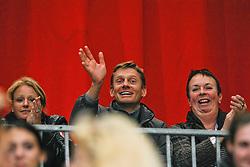 Gal Edward (NED),  de Jeu (NED), Nicole <br /> CDI-W Lyon 2009<br /> © Dirk Caremans