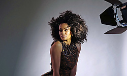 SOUTH AFRICA. Cape Town. 29.06 .17.  Actress, model and television personality Sithembile Xola Pearl Thusi during a photo shoot for Conde Nast. Picture:Ian Landsberg/African News Agency (ANA)