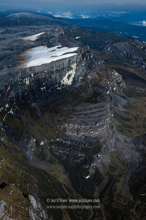 Carstensz glaciers & Lorentz National Park, Papua, Indonesia.