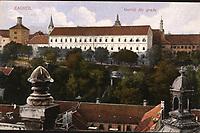 Zagreb. : Pogled na Gornji grad = Vue de la ville haute. <br /> <br /> ImpresumZagreb : Jos. Čaklović Bromid Chromid, [19--].<br /> Materijalni opis1 razglednica : tisak ; 8,8 x 13,7 cm.<br /> NakladnikJos. Čaklović<br /> Mjesto izdavanjaZagreb<br /> Vrstavizualna građa • razglednice<br /> ZbirkaGrafička zbirka NSK • Zbirka razglednica<br /> Formatimage/jpeg<br /> PredmetZagreb –– Šetalište Josipa Jurja Strossmayera<br /> SignaturaRZG-STR-9<br /> Obuhvat(vremenski)20. stoljeće<br /> NapomenaRazglednica je putovala.<br /> PravaJavno dobro<br /> Identifikatori000952707<br /> NBN.HRNBN: urn:nbn:hr:238:917337 <br /> <br /> Izvor: Digitalne zbirke Nacionalne i sveučilišne knjižnice u Zagrebu