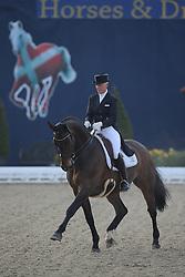 Hansen Insa, (GER), Diamond's Diva 2<br /> Intermediare II - Louisdor-Preis<br /> Horses & Dreams meets Denmark - Hagen 2016<br /> © Hippo Foto - Stefan Lafrentz
