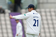 Tom Westley of Essex during the first day of the Specsavers County Champ Div 1 match between Hampshire County Cricket Club and Essex County Cricket Club at the Ageas Bowl, Southampton, United Kingdom on 5 April 2019.