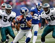 NY: Eagles v Giants (Dec 7 2008)