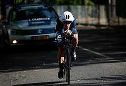 CRADDOCK Lawson  of USA competes during Men Time Trial at UCI Road World Championship 2020, on September 24, 2020 in Imola, Italy. Photo by Vid Ponikvar / Sportida