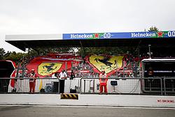 August 31, 2018 - Monza, Italy - Motorsports: FIA Formula One World Championship 2018, Grand Prix of Italy, .Fans  (Credit Image: © Hoch Zwei via ZUMA Wire)