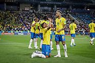 FOOTBALL - 2018 FIFA WORLD CUP RUSSIA - GROUP E - SERBIA v BRAZIL 270618
