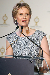 Actress Cynthia Nixon attends Grand Central Terminal 100th Anniversary Celebration at Grand Central Terminal, New York City, USA,  February 1, 2013. Photo by Imago / i-Images...UK ONLY