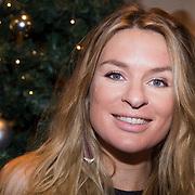 NLD/Hilversum/20130917 - Persconferentie Nick & Simon kerst cd, Sandra van Nieuwland