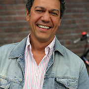 NLD/Amsterdam/20080515 - Nominatielunch John Kraaijkamp Musical Awards 2008, Frank Sanders