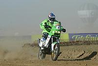 Motor<br /> <br /> PARIS DAKAR 2005<br /> <br /> STAGE 3 - GRANADA - RABAT <br /> 02/01/2005<br /> <br /> Foto: Dppi/Digitalsport<br /> NORWAY ONLY<br /> <br /> Pål Anders Ullevålseter