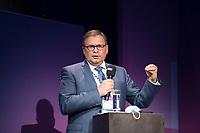 DEU, Deutschland, Germany, Berlin, 22.06.2021: Gregor Pillen, General Manager DACH von IBM, beim Tag der Industrie (TDI) des Bundesverbands der Deutschen Industrie (BDI) in der Verti Music Hall.
