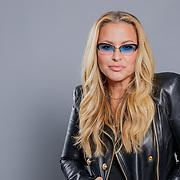NLD/Amsterdam/20190124 - Amerikaanse zangeres in Nederland voor We Will Rock You,