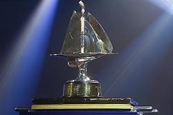 Monsoon Cup trophy 2010. World Match Racing Tour, Kuala Terengannu, Malaysia. 30 November 2010. Photo: Subzero Images/WMRT