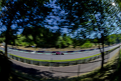 11.06.2017, Red Bull Ring, Spielberg, AUT, ADAC GT Masters, Spielberg, Training, im Bild Marco Mapelli (ITA)/Norbert Siedler (AUT) HB Racing // Italian ADAC GT Masters driver Marco Mapelli/Austrian ADAC GT Masters driver Norbert Siedler of HB Racing during training session of the ADAC GT Masters at the Red Bull Ring in Spielberg, Austria on 2017/06/11. EXPA Pictures © 2017, PhotoCredit: EXPA/ Dominik Angerer