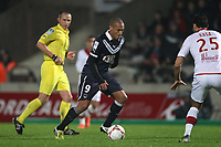 FOOTBALL - FRENCH CHAMPIONSHIP 2012/2013 - L1 - GIRONDINS BORDEAUX v LILLE OSC  - 19/10/2012 - PHOTO MANUEL BLONDEAU / DPPI - YOAN GOUFFRAN