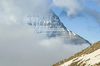 Emperor Face of Mount Robson, Mount Robson Provincial Park British Columbia Canada