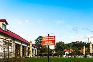 18-09-2015: Golf & Spa Resort Konopiste in Benesov, Tsjechië.<br /> Foto: Out of Bounds bij het Spa & Wellness Centrum