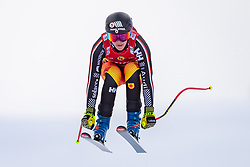 11.01.2020, Keelberloch Rennstrecke, Altenmark, AUT, FIS Weltcup Ski Alpin, Abfahrt, Damen, im Bild Marie-Michele Gagnon (CAN) // Marie-Michele Gagnon of Canada in action during her run for the women's Downhill of FIS ski alpine world cup at the Keelberloch Rennstrecke in Altenmark, Austria on 2020/01/11. EXPA Pictures © 2020, PhotoCredit: EXPA/ Johann Groder