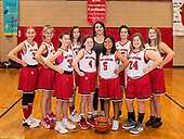 '20 Basketball Girls