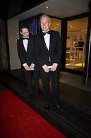 Steve Pembleton at the Broadcast Awards, Grosvenor Hotel London. 05.02.20