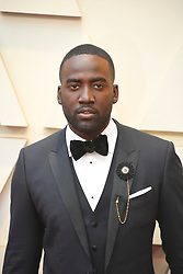 February 24, 2019 - Los Angeles, California, U.S - SHAMIER ANDERSON during red carpet arrivals for the 91st Academy Awards, presented by the Academy of Motion Picture Arts and Sciences (AMPAS), at the Dolby Theatre in Hollywood. (Credit Image: © Kevin Sullivan via ZUMA Wire)