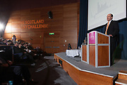 SNP MSP John Swinney at a Conference held at EICC Edinburgh