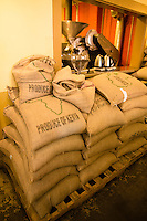 Extracto, coffee roaster and shop in Portland, Oregon.