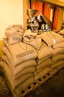 Extracto, coffee roaster and shop in Portland, Oregon.