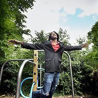 Nederland, Amsterdam , 6 juni 2011..Jongeren en vrijheid..Roca ter Haar.Foto:Jean-Pierre Jans