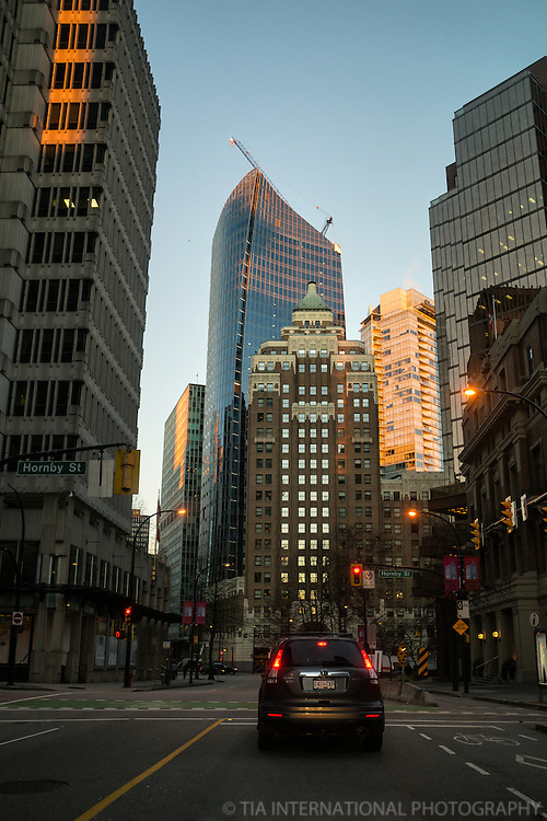The Marine Building, Downtown Vancouver