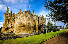 Dirleron Castle | East Lothian | 4 October 2016