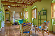 Le Santucce bed and breakfast photo shoot, Tuscany, Italy