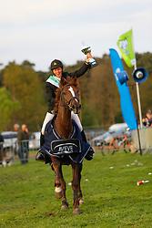 Donckers Karin, BEL, Un Amour de Texo<br /> Nationale LRV-Eventingkampioenschap Minderhout 2017<br /> © Hippo Foto - Kris Van Steen<br /> 30/04/17
