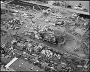 ackroyd_17905-1. Schnitzer junkyard, Gunderson section 3, August 16, 1972