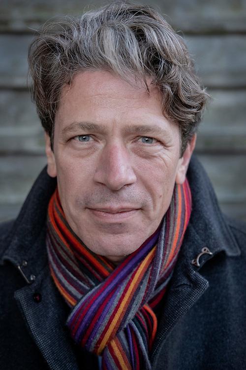 Nederland. Amsterdam, 27-10-2018. Photo: Patrick Post. Portret van PvdA-Europarlementarier Paul Tang.