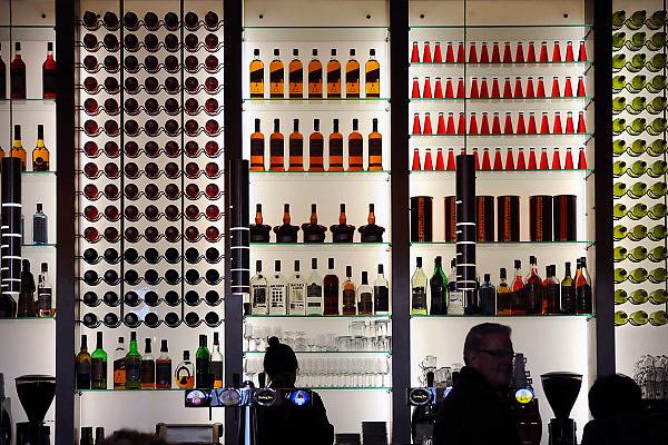 Nederland, Nijmegen, 7-2-2009Filmhuis LUX houdt zich bezig met film, theater, debat, beeldcultuur en horeca. Het is ligt aan de Mariënburg. Foto: Flip Franssen/Hollandse Hoogte