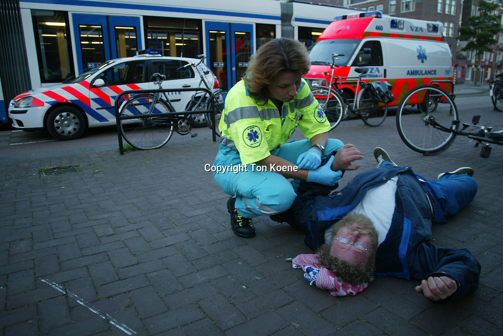 Ambulance services in amsterdam