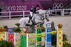 Delestre Simon, FRA, Berlux Z, 336<br /> Olympic Games Tokyo 2021<br /> © Hippo Foto - Dirk Caremans<br /> 07/08/2021