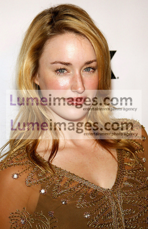 """Ashley Johnson attends the Season Two Premiere Screening of """"Dirt"""" held at he ArcLight Theater in Hollywood, California, United States on February 28, 2008."""