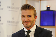 MADRID, SPAIN, 2015, OCTOBER 07 David Beckham present HAIG HAND CLUB in Madrid<br /> In the picture: David Beckham<br /> ©Exclusivepix Media